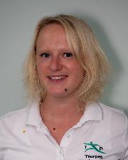 Anna Readman BSc Hons, MCSP SRP