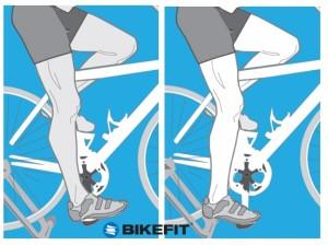cycling set up