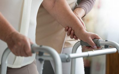 5 areas Neurological Physiotherapists work with Parkinson's patients