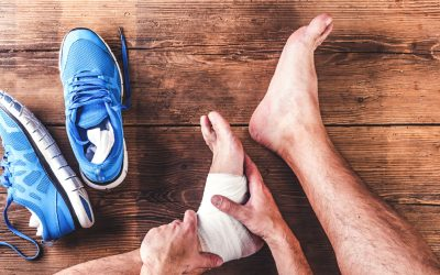 Stay Strong Avoid Ankle Sprains