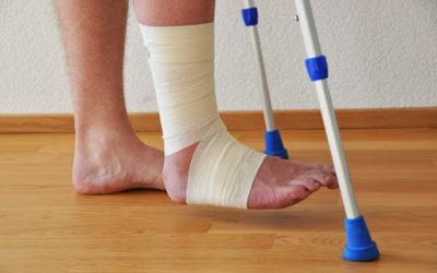 Instructions for Using Crutches