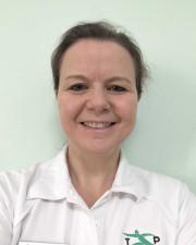 Emily Strickland (MSc BSc MCSP)